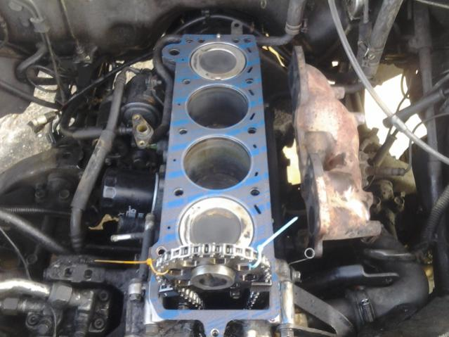 22RE front of engine oil leaks - If I do it myself, what