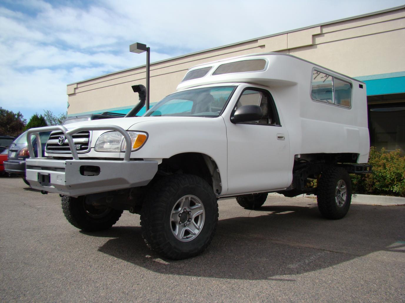 Toyota Tundra Expedition Camper By Irbisoffroad Rising Sun 4wd Club Forum