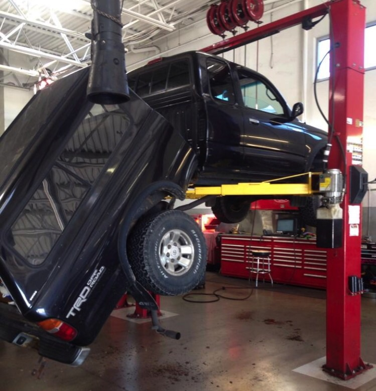 Frame recall | Rising Sun 4WD Club of Colorado
