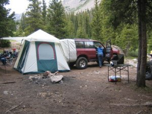 Cabela's Deluxe Truck Tent | Rising Sun 4WD Club of Colorado