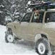 Alternator Bracket and Rad Support 82' FJ40 | Rising Sun 4WD